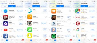 Is Apple Boosting Rankings Of Its Own Apps On App Stores