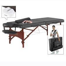 table massage. table massage