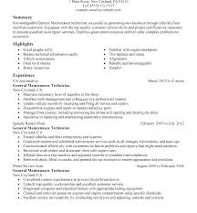Plant Engineer Resumes Mechanic Assistant Sample Resume Aircraft Remarkable Plant Engineer