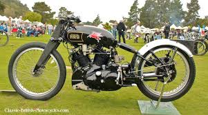 vincent motorcycles