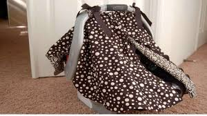 diy comfy baby car seat cover for a safe and warm ride may 23 2016 by bailey bastings 2 comments
