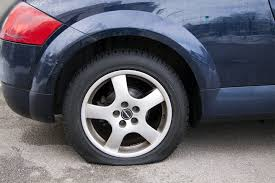 flat tire. Interesting Flat 15 Steps For Changing A Flat Tire Intended