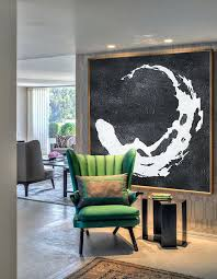 stylish decoration large paintings for living room best p a i n t images on abstract art canvases big painting