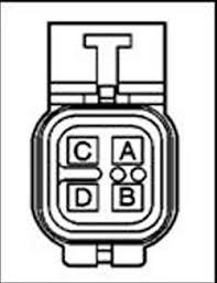 repair guides connector pin identification oxygen sensor 5.3 vortec wiring harness diagram at 2005 Suburban 02 Sensor Wiring Diagram