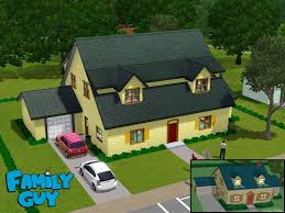 New House Download Arlepesas Family Guy House