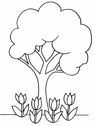 Small Picture Stunning Bare Tree Coloring Pages Printable Photos New Printable