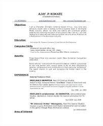 Windows Resume Template Amazing Windows Resume Template Character Animator Resume Windows Resume