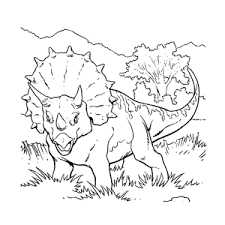 Dinosaurs Coloring Pages Leuk Voor Kids