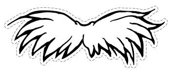 Small Picture Mustache Coloring Page Coloring Home