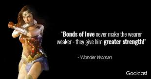 40 Empowering Wonder Woman Quotes to Find your Inner Strength Classy Quotes About Love