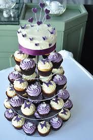 Cupcake Wedding Cake Ideas Beautiful Butterfly Cupcake Classy