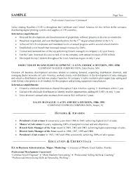 Sample Resume For Sales Classy Product Manager Resume Objective Statement Management Samples Free