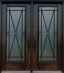 Backyards : Wrought Iron Doors Kings Building Material Entry ...