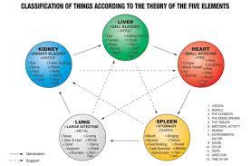 Understanding The Five Elements Tcm World