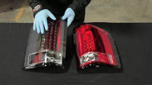 AnzoUSA 2007.5-2013 LED Silverado Tail light install - YouTube