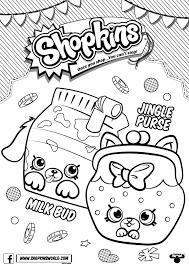 Shopkins Coloring Pages Season 4 Petkins