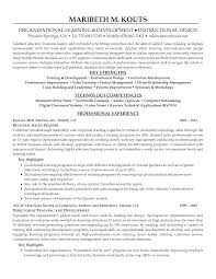 Resume Learning And Development Consultant Cover Letter Best