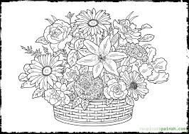 Small Picture coloring pages flowers