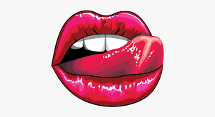 y lips png lip bite avatar