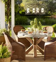 dining al fresco my new tabletop has arrived and a winner the enchanted home