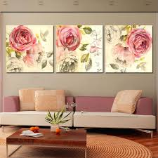 pink and brown wall art rose wall art popular pink rose wall art buy cheap pink pink and brown wall art  on pink and brown wall art with pink and brown wall art 4 piece sets modern abstract brown white
