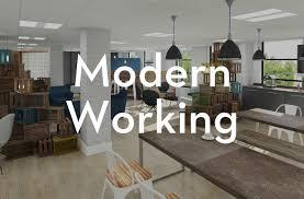 Office modern design Black Modern Office Design Workspace Interior Designers Increase Productivity In The Office Interaction Ukcom Modern Office Design Workspace Interior Designers Increase