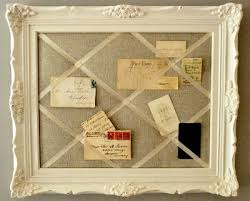 How To Make French Memo Board Tried And Twisted DIY Antique Framed Memo Board 57