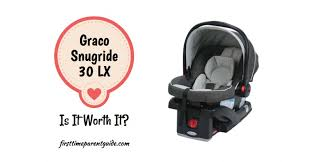 is the graco snugride connect 30 lx