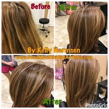 i used framesi futura for her base color and then decolorb for her highlights and framesi 2001 for her lowlights