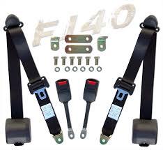 seat belts 9 72 84 fj40 pair shoulder harnesses aft mrkt
