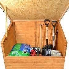 benefits of a garden storage box