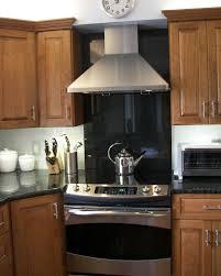 cherry kitchen stainless steel hood