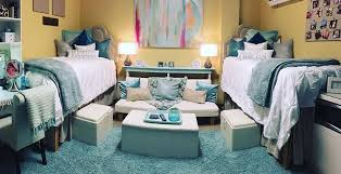 Decorated Dorm Rooms