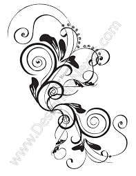 Swirls Templates V9 Free Vector Ornaments Swirls Graphic Designers Nexus
