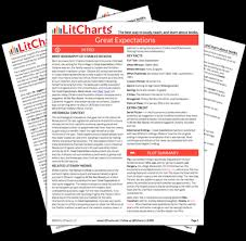 great expectations study guide from the creators of  the printed pdf version of the litchart on great expectations ""