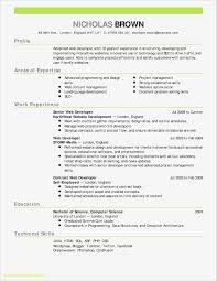Create An Online Resume For Free Best Of Awesome Build A Resume Free