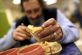 Soup Kitchen Soup Kitchen Meals Too Fattening Not Nutritious Says New Study