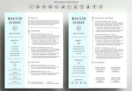 Pages Resume Templates Mac Awesome Resume Templates For Pages Viawebco
