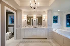 master bath lighting. image via jca architects master bath lighting e