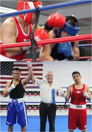 the highly touted felipe ruvalcaba r and his coach henry villegas of the garden grove boxing club went down to defeat at the
