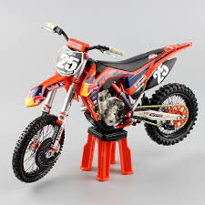 1 12 scale ktm 250sx f no 25 red racer sxf 2016 marvin