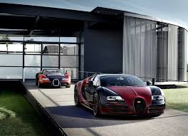 The curtain rises on an icon! 2015 Bugatti Veyron Grand Sport Vitesse La Finale Top Speed