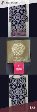 Vince Camuto Dress Size Chart Vince Camuto Dress Vince Camuto Womens Shift Dress Size 6