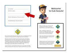 A Peek Into My Cub Scout Binder | Pinterest | Binder, Organizing And ...