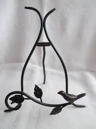 Plate Display Holders Stands Black Metal DECORATIVE PLATE HOLDEREasel Display Stand w 88