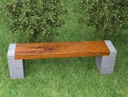 concrete garden bench. Concrete Bench Molds Uk Garden A