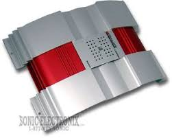 visonik v channel car amplifier power amp visonik v2208