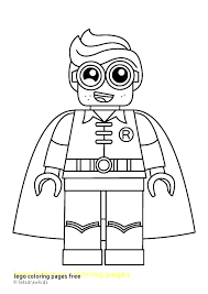 Free Coloring Pages Batman Sesame Street Pictures Color