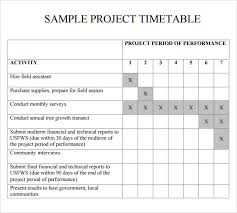 timetable template     download free documents in pdf   excelproject timetable template