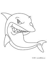 Small Picture Cute shark coloring pages Hellokidscom
